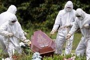 مرگ کرونایی در آمریکا از تلفات آمریکا در جنگ ویتنام بیشتر شد