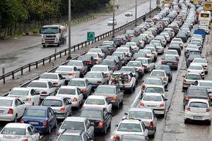 هشدار پلیس راهور تهران به رانندگان