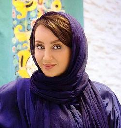 عکس عجیب بازیگرِ زن ایرانی در کنار بدلکارش
