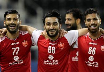 رمز پیروزی پرسپولیس در بازی امشب مقابل النصر عربستان
