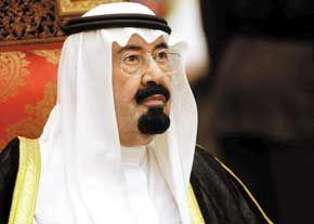 شاه عربستان در بیمارستان بستری شد