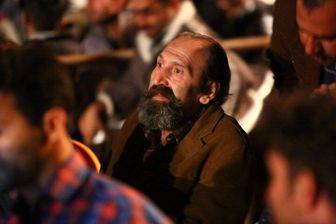 عکس دسته جمعی هنرمندان سینمای ایران در بیمارستان