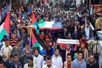 فلسطینیها به ادامه محاصره غزه اعتراض کردند