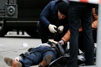 کشته شدن یک مقام روس در حادثه تیراندازی «کی یف»