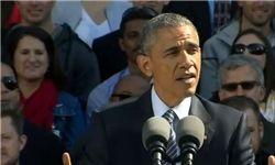 اوباما: اعراب از اقدامات ایران نگران هستند