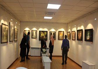 هنر فاخر و چشمنواز ایرانی در گالری های شهر تهران