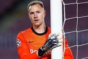 تراشتگن جام ملتهای اروپا را از دست میدهد