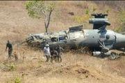 سقوط بالگرد ارتش ونزوئلا 7 کشته بر جا گذاشت