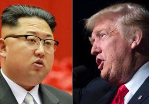 تمایل ترامپ به گفت و گو با رهبر کره شمالی