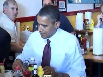 فیلم همه گافهای اوباما!
