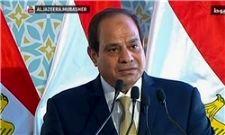 السیسی بار دیگر رئیس جمهور شد