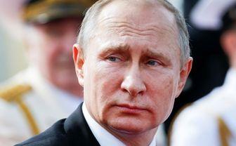 نامه کتبی رئیس جمهور روسیه به امیر قطر