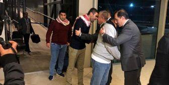 اردنیهای بازداشتشده در ایران به کشورشان بازگشتند