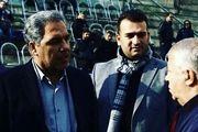 درگیری مدیرعامل پرسپولیس در اردوی ترکیه