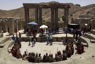 آغاز مجدد فیلمبرداری سریال « سلمان فارسی »