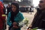 تجمع دختران شینآبادی مقابل نهاد ریاستجمهوری