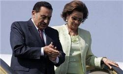 فساد در خانواده مبارک