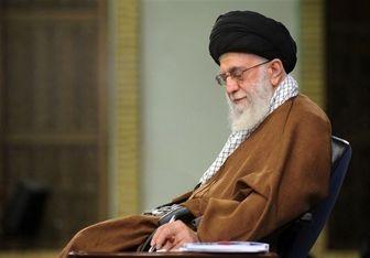 مطالبات امام خامنه ای از سران قوا و شورای عالی هماهنگی اقتصادی/عکس
