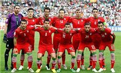ایران قرمزپوش و گوام آبیپوش با هم رسیدند