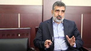 واکنش کمالوندی به حادثه نطنز