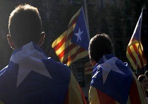 کاتالونیا دوباره به هم ریخت