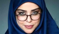 سلفی دخترونه الهام اخوان /عکس