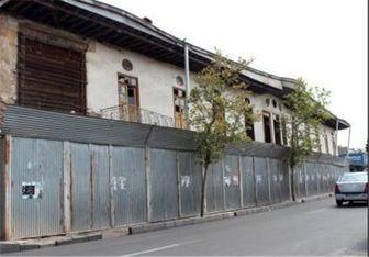 چوب حراج بر سر نخستین هتل ایران