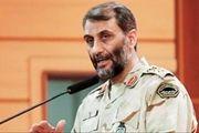 تشدید مبارزه نیروی انتظامی با پدیده شوم قاچاق در مرزها