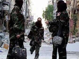 اجبار دختران سوری به ازدواج با تروریستهای داعش