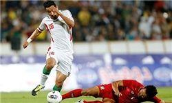 تیم ملی ایران به گینه باخت