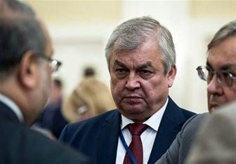 رایزنیهای دیپلماتهای روسیه، ایران و ترکیه با دیمیستورا در ژنو