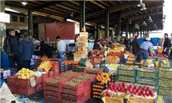 احداث 50 بازار جدید برای عرضه میوه