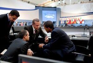 مذاکره آمریکا با روسیه و ترکیه درباره ایران
