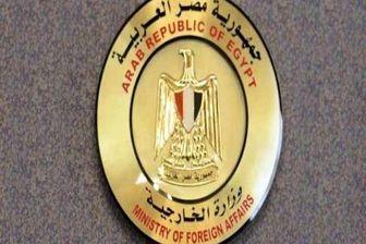 بی اطلاعی قاهره از حمله ائتلاف آمریکایی به سوریه
