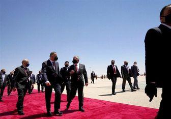 نشست سه جانبه سران مصر، عراق و اردن آغاز شد