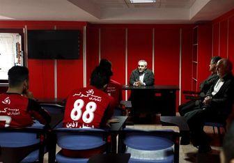 آخرین خبرها از وضعیت پرسپولیس در ابوظبی/ جلسه مدیرعامل با بازیکنان