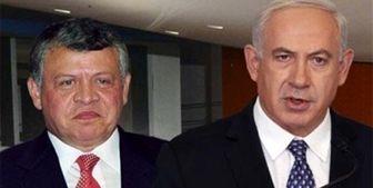 روابط اردن و رژیم صهیونیستی رو به ضعف است؟