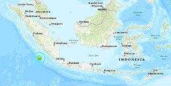 زمین لرزه پرقدرت 6.2 ریشتری در جزیره «سوماترا» اندونزی