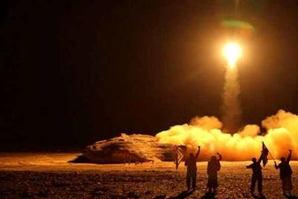 حمله موشکی و پهپادی نیروهای یمنی به جنوب عربستان