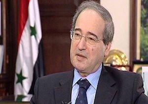 کار کثیف اتحادیه اروپا با وزیر سوریه