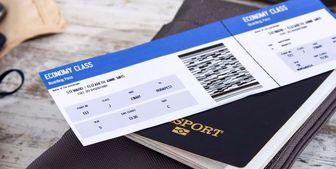 مردم از سایتهای رسمی بلیت هواپیما بخرند