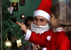 در جشن کریسمس بازداشتگاه اوین چه گذشت؟
