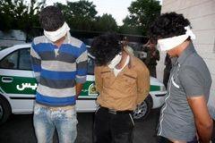 دستگیری آدم ربایان کودک ۷ ساله