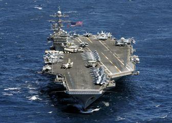 اشراف کاملی به تحرک دریایی آمریکا و انگلیس داریم