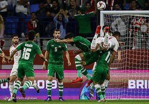 ابلاغ نشدن محرومیت عراق به فدراسیون فوتبال ایران