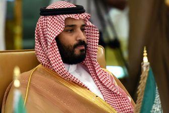 پادشاه سعودی زورش به ولیعهد نمیرسد!