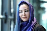سلفی فقیهه سلطانی در اتاق گریم /عکس