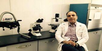 استقبال دانشجویان با اشک شوق از دکتر سلیمانی