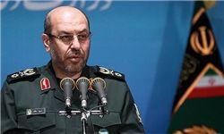 دیدار وزیر دفاع ایران و مسئول سازمان بدر