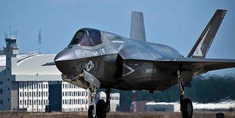 ژاپن ۲۰ جنگنده پیشرفته اف ۳۵ از آمریکا خریداری میکند